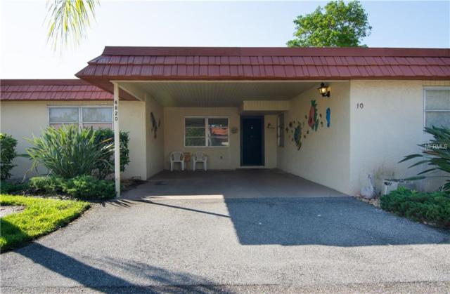 4820 Gulf Of Mexico Drive, Longboat Key, FL 34228 (MLS #A4436854) :: The Duncan Duo Team