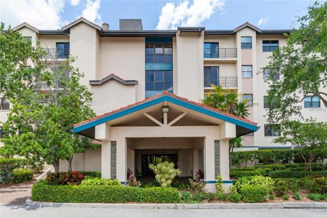5408 Eagles Point Circle #402, Sarasota, FL 34231 (MLS #A4436900) :: Medway Realty