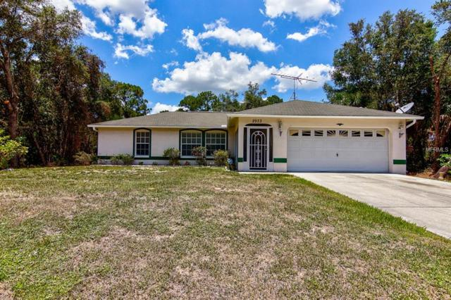 2933 S Chamberlain Boulevard, North Port, FL 34286 (MLS #A4436924) :: Team 54