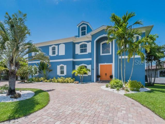 7755 Holiday Drive N, Sarasota, FL 34231 (MLS #A4437174) :: Team 54