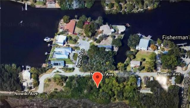 Nowiki Avenue, Hudson, FL 34667 (MLS #A4437179) :: Premier Home Experts