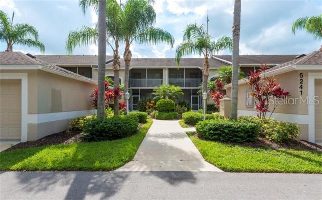5241 Mahogany Run Avenue #415, Sarasota, FL 34241 (MLS #A4437187) :: Delgado Home Team at Keller Williams