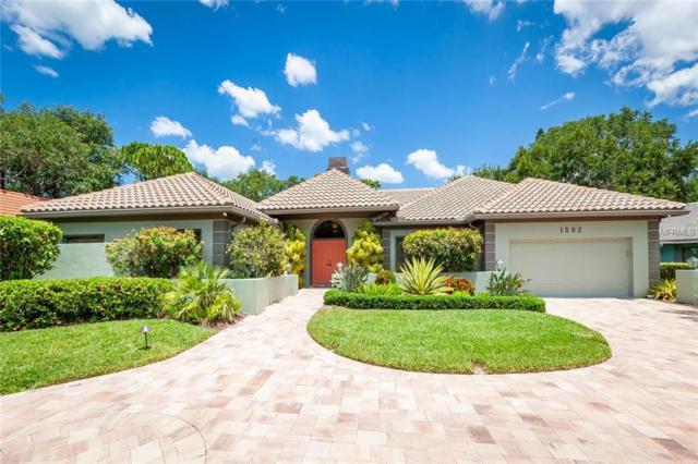 1592 Landings Terrace, Sarasota, FL 34231 (MLS #A4437202) :: Team Bohannon Keller Williams, Tampa Properties