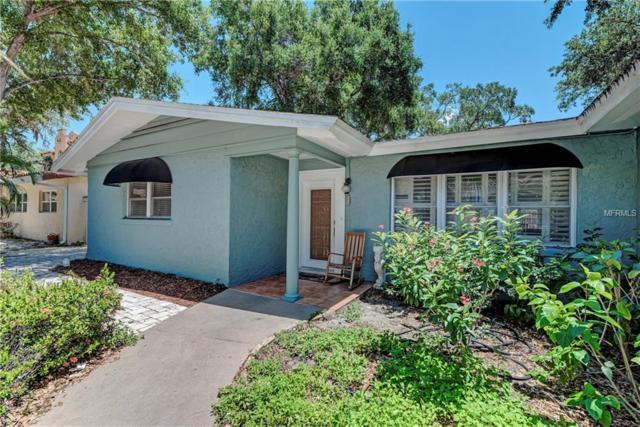 3521 Flores Avenue, Sarasota, FL 34239 (MLS #A4437393) :: The Duncan Duo Team