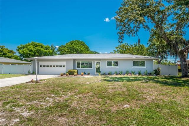7361 Starfish Drive, Sarasota, FL 34231 (MLS #A4437439) :: Florida Real Estate Sellers at Keller Williams Realty