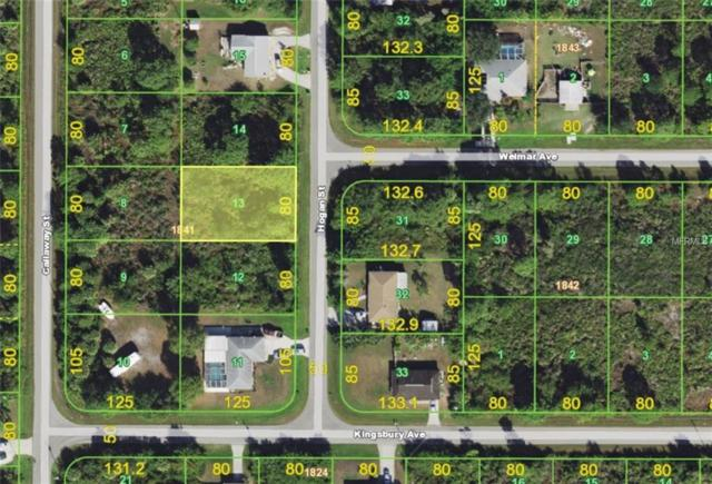 5185 Hogan Street, Port Charlotte, FL 33981 (MLS #A4437504) :: Cartwright Realty