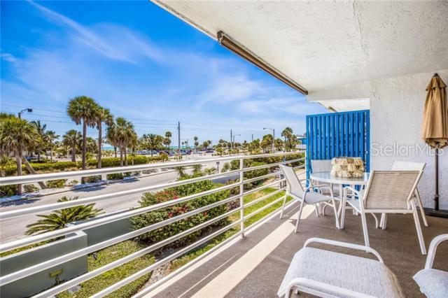 555 Benjamin Franklin Drive #5, Sarasota, FL 34236 (MLS #A4437684) :: The Comerford Group