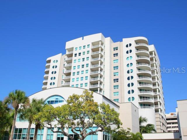 1771 Ringling Boulevard #908, Sarasota, FL 34236 (MLS #A4437756) :: Armel Real Estate