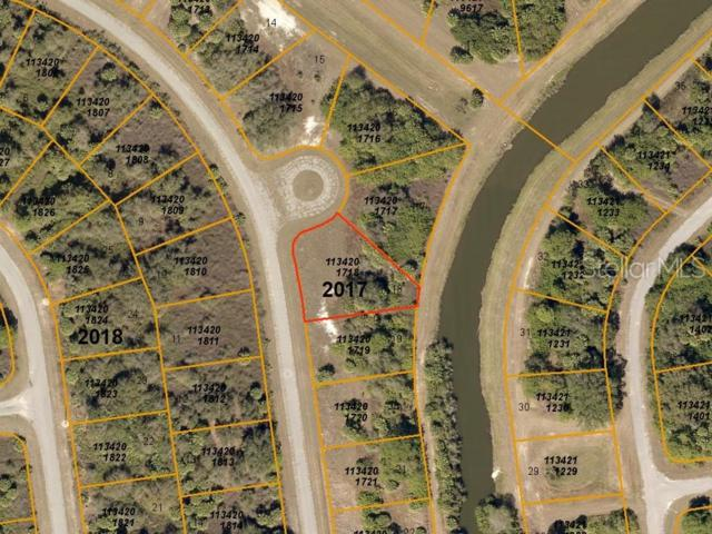 Antique (Canal) Circle, North Port, FL 34288 (MLS #A4437901) :: The Duncan Duo Team