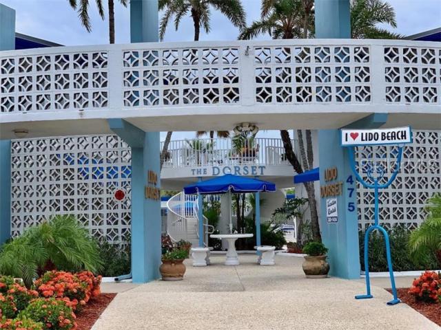 475 Benjamin Franklin Drive #209, Sarasota, FL 34236 (MLS #A4438233) :: Armel Real Estate