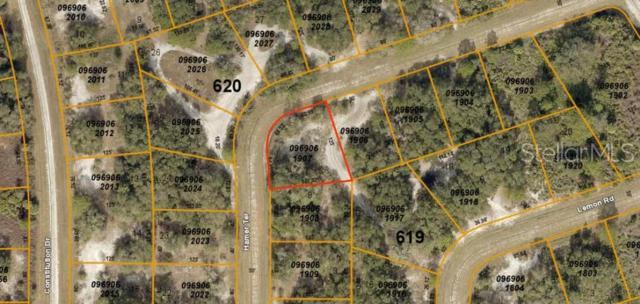Hamer Terrace, North Port, FL 34291 (MLS #A4438264) :: The Edge Group at Keller Williams
