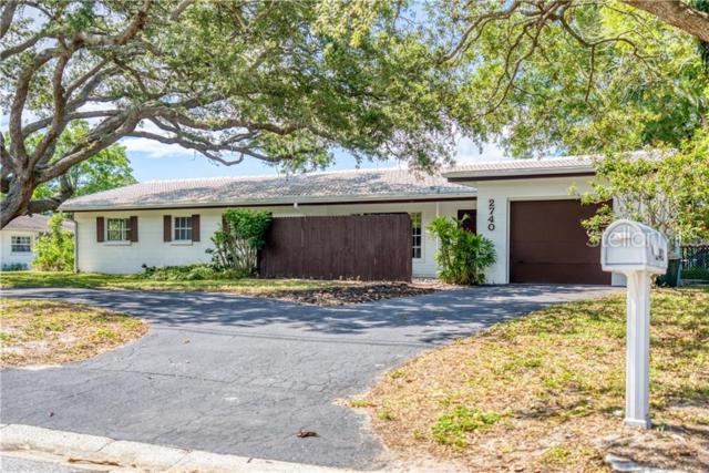 2740 Valencia Drive, Sarasota, FL 34239 (MLS #A4438279) :: The Duncan Duo Team