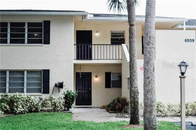 6939 W Country Club Drive N #262, Sarasota, FL 34243 (MLS #A4438317) :: Paolini Properties Group