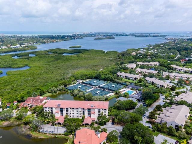 5400 Eagles Point Circle #205, Sarasota, FL 34231 (MLS #A4438342) :: Advanta Realty