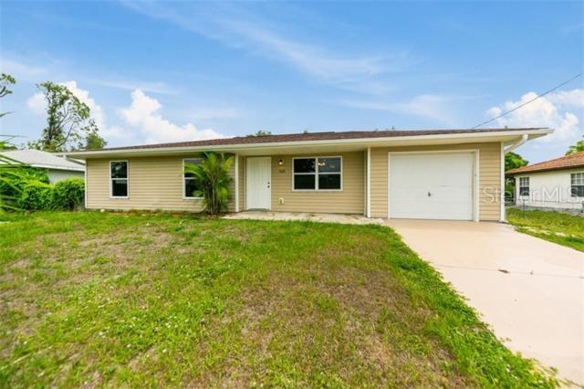 2168 Bendway Drive, Port Charlotte, FL 33948 (MLS #A4438353) :: RealTeam Realty