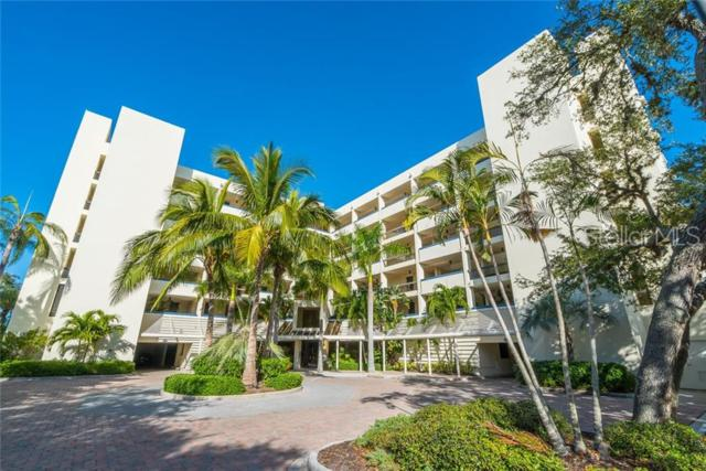 2020 Harbourside Drive #443, Longboat Key, FL 34228 (MLS #A4438451) :: Cartwright Realty