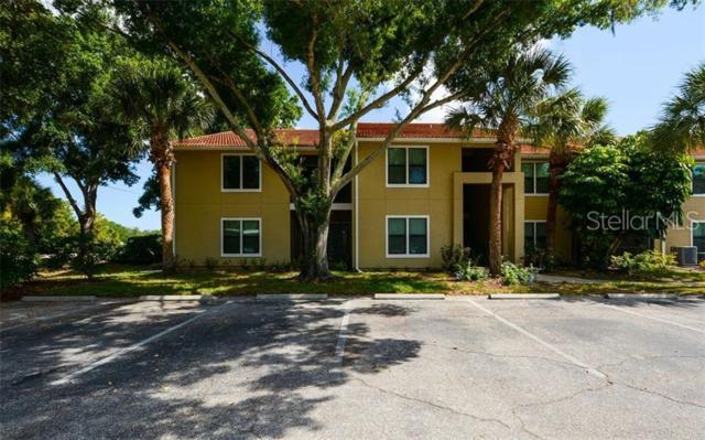 4040 Crockers Lake Boulevard #14, Sarasota, FL 34238 (MLS #A4438626) :: Gate Arty & the Group - Keller Williams Realty Smart