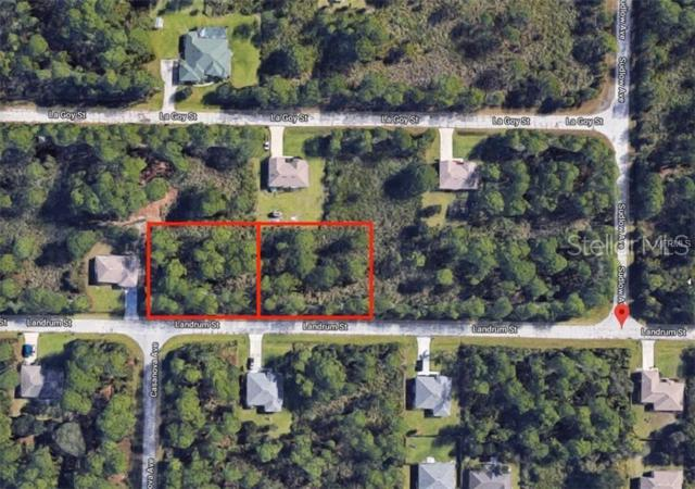 Landrum Street, North Port, FL 34291 (MLS #A4438867) :: Rabell Realty Group