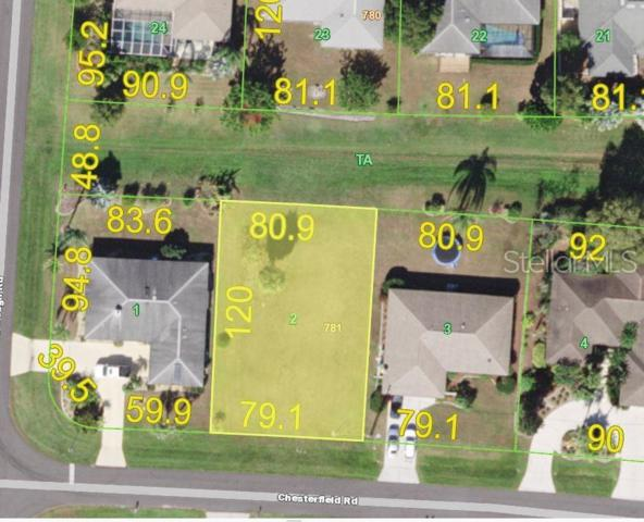 26162 Chesterfield Road Lot 2, Punta Gorda, FL 33983 (MLS #A4438951) :: The Duncan Duo Team
