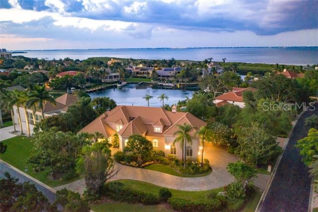 501 Harbor Point Road, Longboat Key, FL 34228 (MLS #A4438974) :: McConnell and Associates