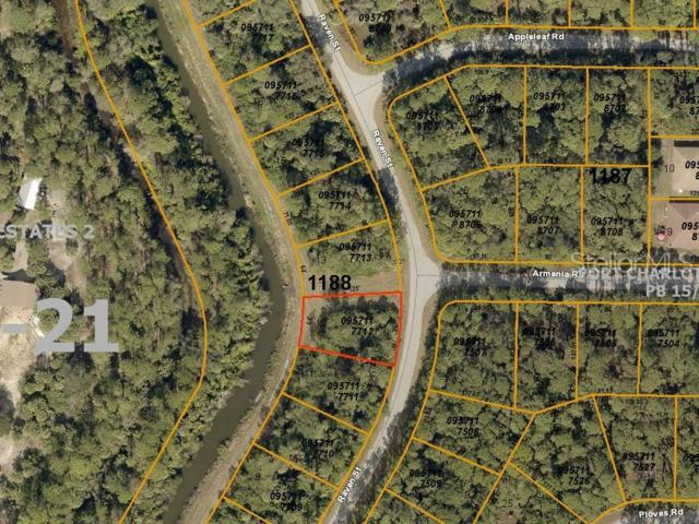 Raven (Canal) Street, North Port, FL 34286 (MLS #A4439104) :: The Duncan Duo Team