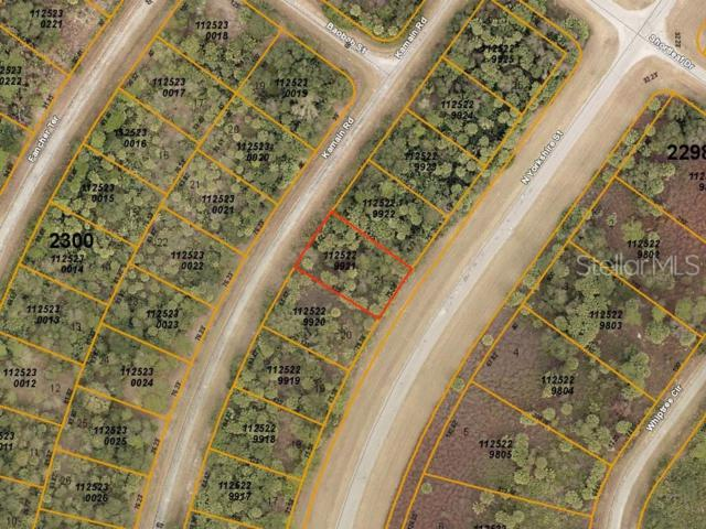 Kamain Road, North Port, FL 34288 (MLS #A4439143) :: Cartwright Realty