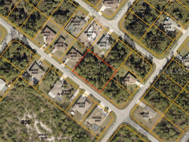 Saybrook (Double Lot) Avenue, North Port, FL 34286 (MLS #A4439149) :: The Duncan Duo Team
