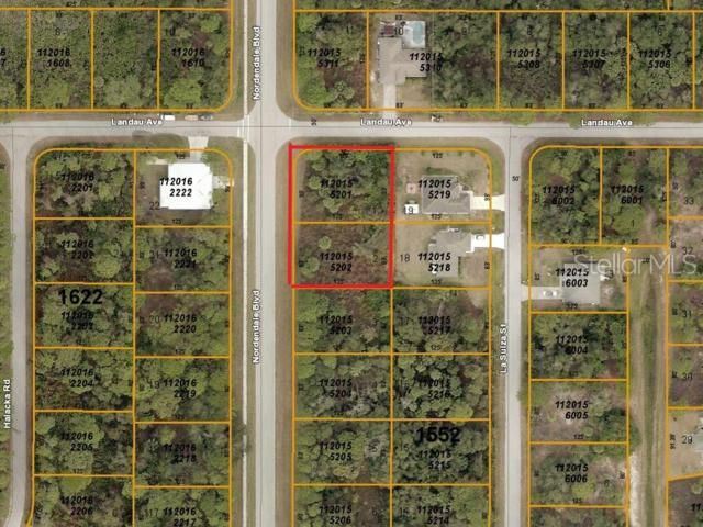 Nordendale (Double Lot) Boulevard, North Port, FL 34288 (MLS #A4439165) :: The Light Team