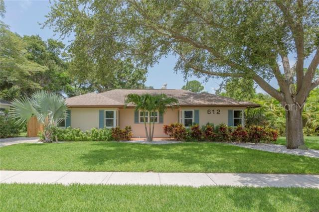 612 Mariva Avenue, Clearwater, FL 33755 (MLS #A4439168) :: Cartwright Realty
