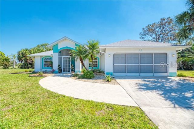 30 Marker Road, Rotonda West, FL 33947 (MLS #A4439295) :: Cartwright Realty
