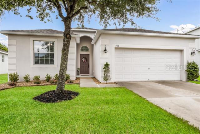 506 Powder View Drive, Ruskin, FL 33570 (MLS #A4439352) :: Griffin Group