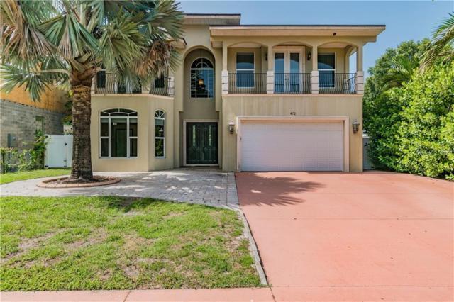 472 N Shore Drive, Sarasota, FL 34234 (MLS #A4439421) :: Andrew Cherry & Company