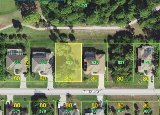 256 Marker Road, Rotonda West, FL 33947 (MLS #A4439461) :: The BRC Group, LLC