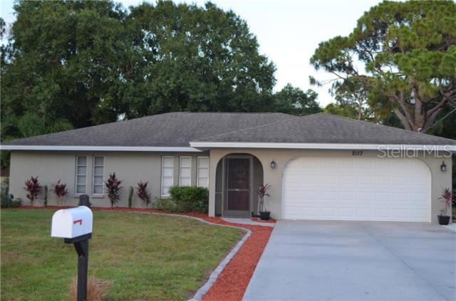 2113 Utica Drive, Sarasota, FL 34232 (MLS #A4439499) :: Griffin Group