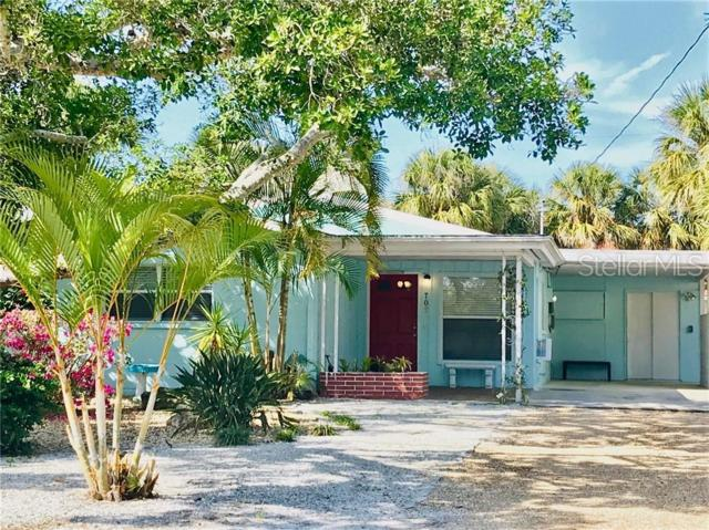 709 Sandy Nook St, Sarasota, FL 34242 (MLS #A4439500) :: The Comerford Group