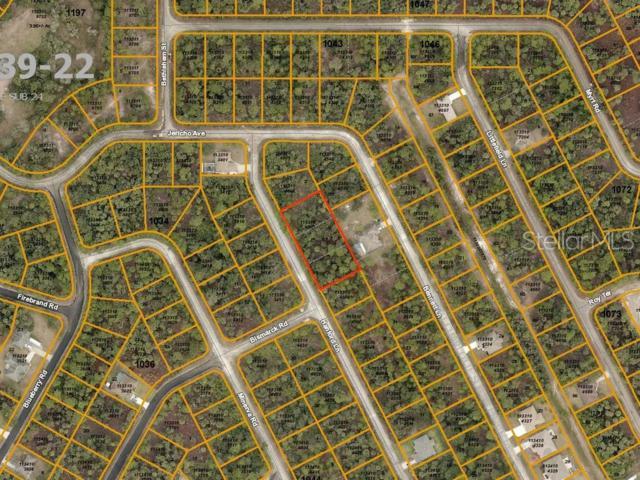 Hanford (Three Lots) Lane, North Port, FL 34288 (MLS #A4439525) :: Burwell Real Estate