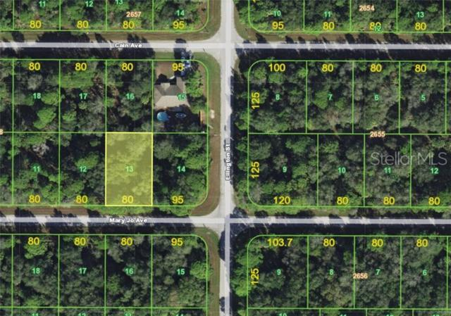 14180 Mary Jo Avenue, Port Charlotte, FL 33953 (MLS #A4439620) :: The Duncan Duo Team