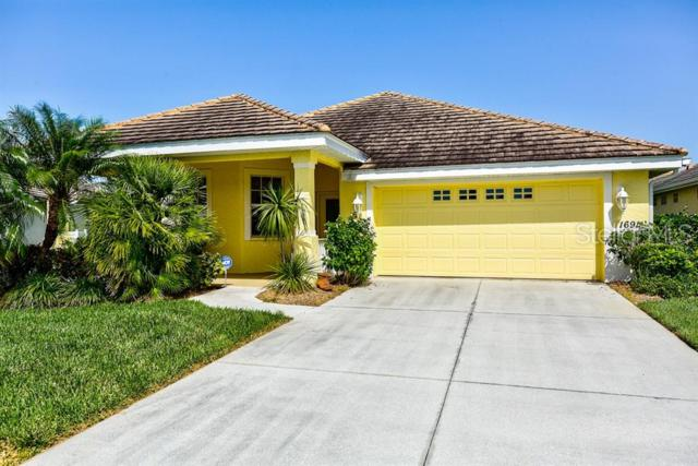 1691 Mossy Oak Drive, North Port, FL 34287 (MLS #A4439641) :: Griffin Group