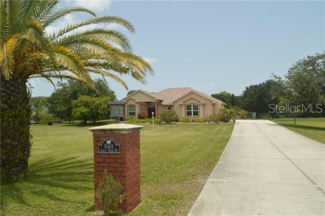 10411 Saddle Horse Drive, Sarasota, FL 34241 (MLS #A4439676) :: CENTURY 21 OneBlue
