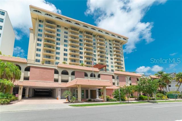 101 S Gulfstream Avenue 5H, Sarasota, FL 34236 (MLS #A4439680) :: Team 54
