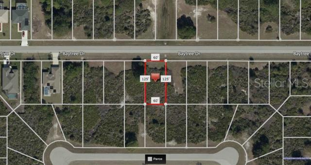 199 Baytree Drive, Rotonda West, FL 33947 (MLS #A4439701) :: The BRC Group, LLC