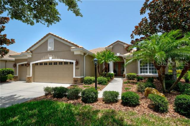 527 Habitat Boulevard, Osprey, FL 34229 (MLS #A4439717) :: The Comerford Group