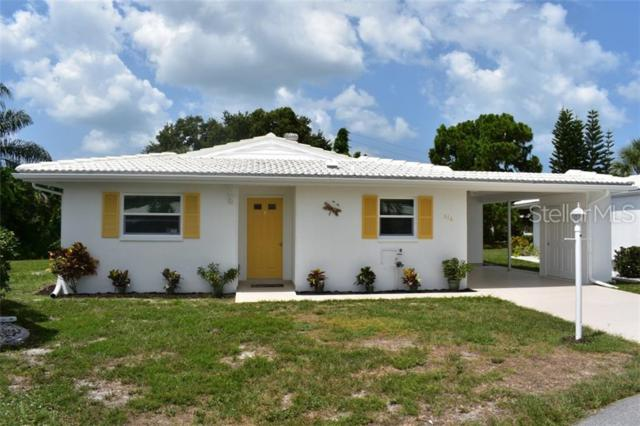 516 Circlewood Drive P1-5, Venice, FL 34293 (MLS #A4439721) :: The Comerford Group