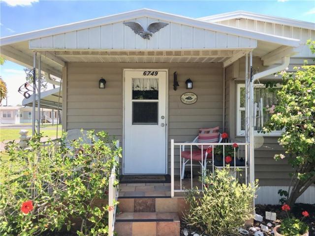 6749 Peerless Way, Sarasota, FL 34231 (MLS #A4439890) :: Florida Real Estate Sellers at Keller Williams Realty