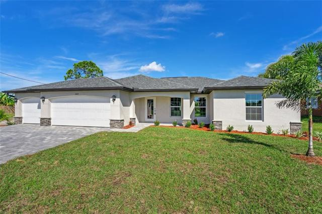 13582 Jeronimo Lane, Port Charlotte, FL 33981 (MLS #A4439945) :: The Edge Group at Keller Williams