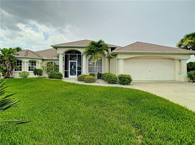55 Long Meadow Court, Rotonda West, FL 33947 (MLS #A4440056) :: Griffin Group