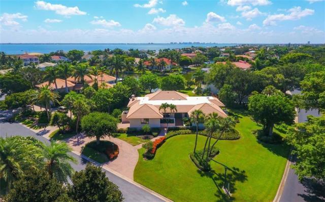 1690 Harbor Sound Drive, Longboat Key, FL 34228 (MLS #A4440149) :: The Duncan Duo Team