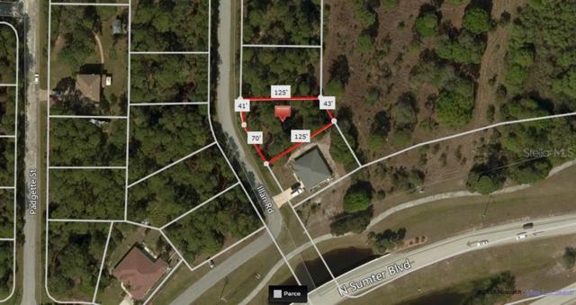 Illan Road, North Port, FL 34291 (MLS #A4440304) :: Mark and Joni Coulter | Better Homes and Gardens