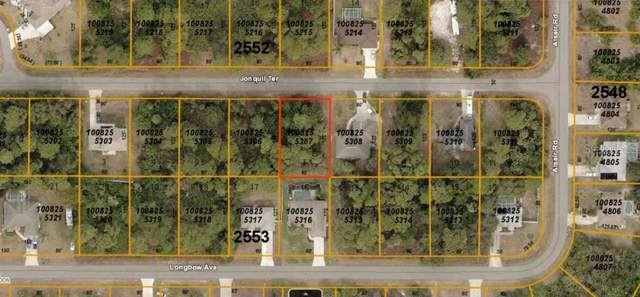 Jonquil Terrace, North Port, FL 34288 (MLS #A4440369) :: Homepride Realty Services