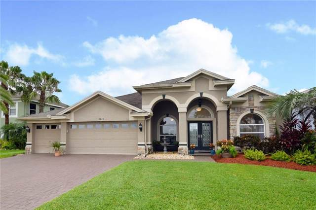 12612 Portmarnock Drive, Odessa, FL 33556 (MLS #A4440421) :: Jeff Borham & Associates at Keller Williams Realty